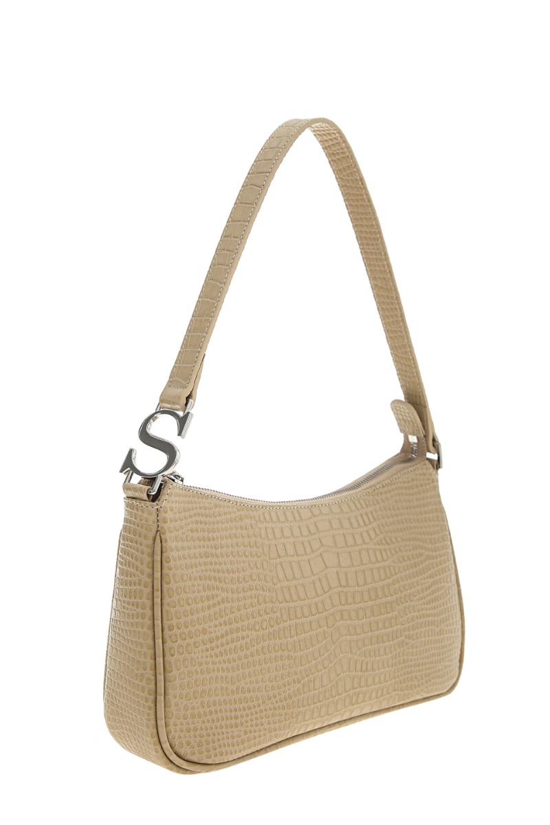 SPOONING ⌇ BEIGE BELLA BAG