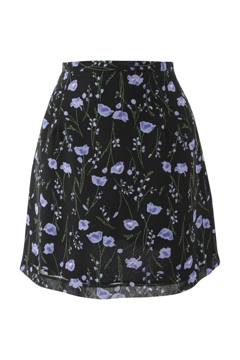 SPOONING ⌇ BLOOM SKIRT
