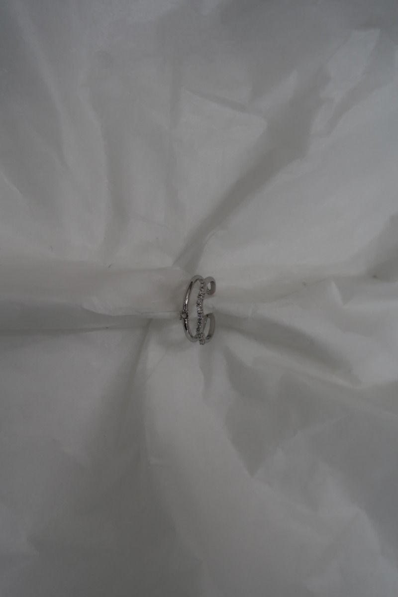 CRYSTAL TWO RING